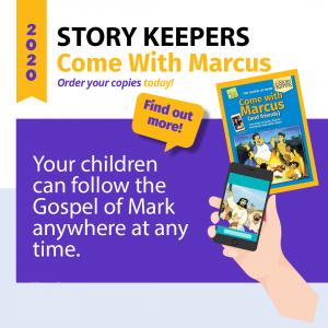 Come with Marcus - Story Keepers The Gospel of Mark